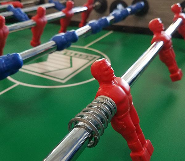 Foosball Table at Disney's All Star Sports Resort | Mouse Memos Disney Blog