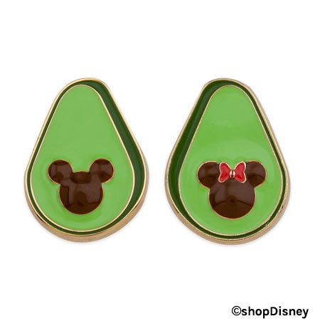 Forever Disney Avocado Pin Set | Mouse Memos Disney Blog