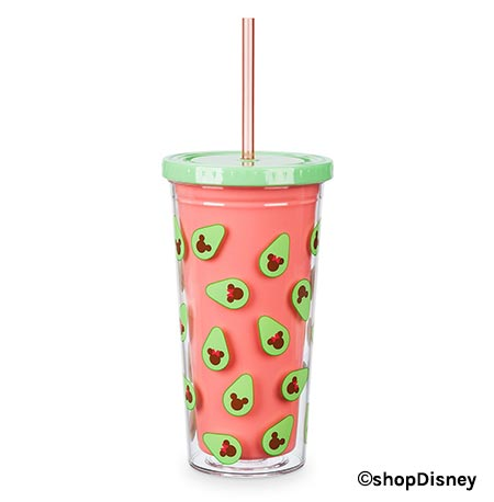 Forever Disney Mickey Mouse Avocado Tumbler | Mouse Memos Disney Blog
