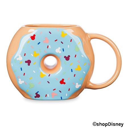 Forever Disney Donut Mug | Mouse Memos Disney Blog
