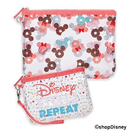 Forever Disney Donut Pouch Set | Mouse Memos Disney Blog
