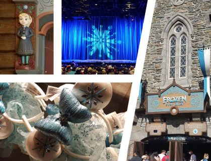 A Frozen Lovers Perfect Day at Walt Disney World | Mouse Memos Disney Blog