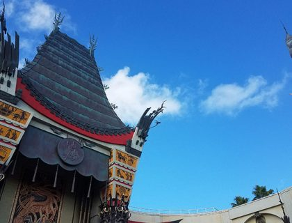 Grauman's Chinese Theatre at Hollywood Studios Disney World   Mouse Memos