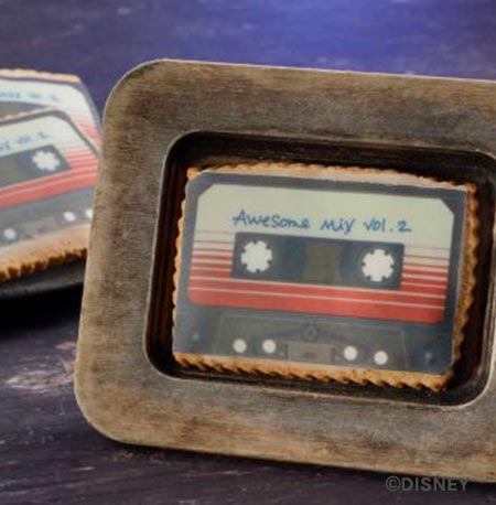 Guardians of the Galaxy – Awesome Treats at Epcot: Mix Tart | Mouse Memos Disney Blog