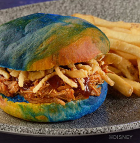 Guardians of the Galaxy – Awesome Treats at Epcot: Space Sandwich | Mouse Memos Disney Blog