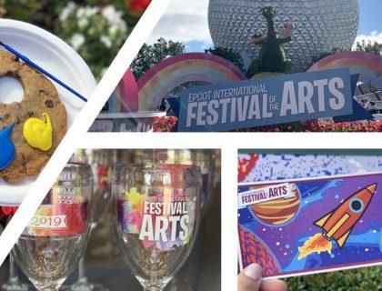 Guide to 2019 Epcot International Festival of the Arts | Mouse Memos Disney Blog