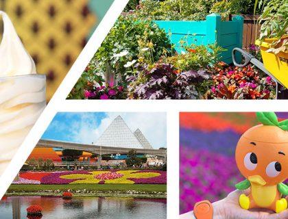 Guide to the 2019 Epcot International Flower & Garden Festival | Mouse Memos Disney Blog