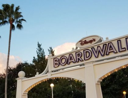 Guide to Disney's Boardwalk | Mouse Memos Disney Blog