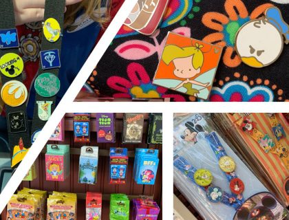 Guide to Pin Trading at Walt Disney World | Mouse Memos Disney Blog