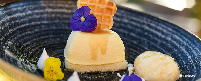 Honey Mascarpone Cheesecake: 2019 Epcot International Flower and Garden Festival | Mouse Memos Disney Blog