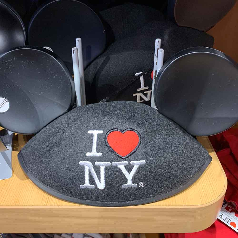 I Love NY Traditional Mouse Ears | Mouse Memos Disney Blog