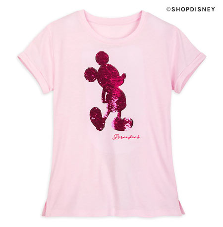 Imagination Pink Disneyland Women's T-Shirt | Mouse Memos Disney Blog