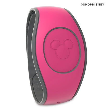 Imagination Pink MagicBand | Mouse Memos Disney Blog