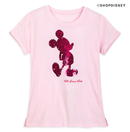 Imagination Pink Walt Disney World Women's T-Shirt | Mouse Memos Disney Blog