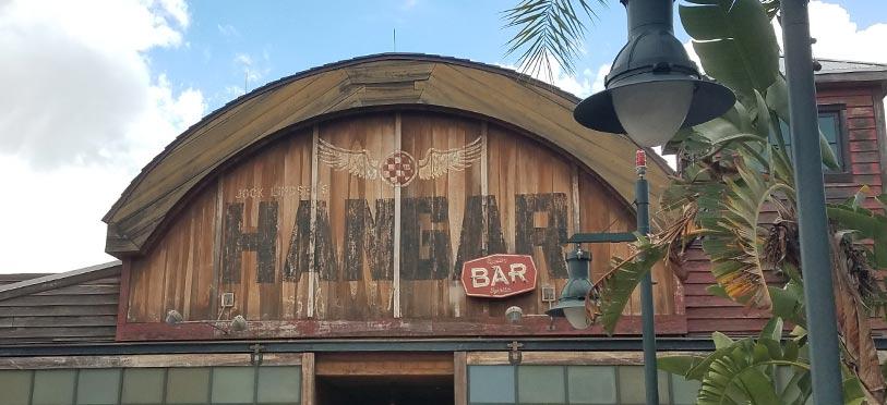 Jock Lindsey's Hangar Bar WonderFall Flavors Disney Springs   Mouse Memos Disney Blog