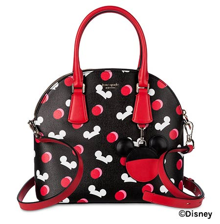 Mickey Mouse Ear Hat Disney Parks Black Kate Spade Satchel | Mouse Memos Disney Blog