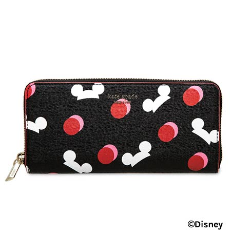 Mickey Mouse Ear Hat Disney Parks Black Kate Spade Wallet | Mouse Memos Disney Blog