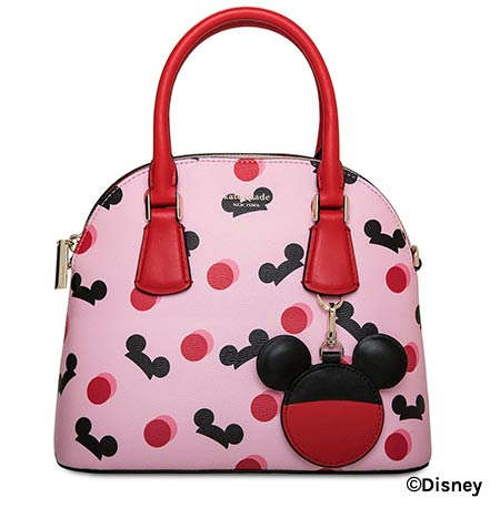 Mickey Mouse Ear Hat Disney Parks Pink Kate Spade Satchel | Mouse Memos Disney Blog