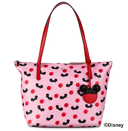 Mickey Mouse Ear Hat Disney Parks Pink Kate Spade Tote | Mouse Memos Disney Blog