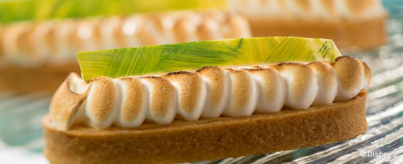 Key Lime Tart: 2019 Epcot International Flower and Garden Festival | Mouse Memos Disney Blog