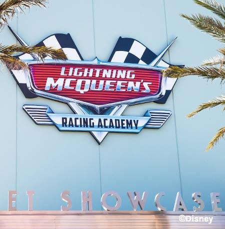 New Lightning McQueen's Racing Academy at Hollywood Studios | Mouse Memos Disney Blog