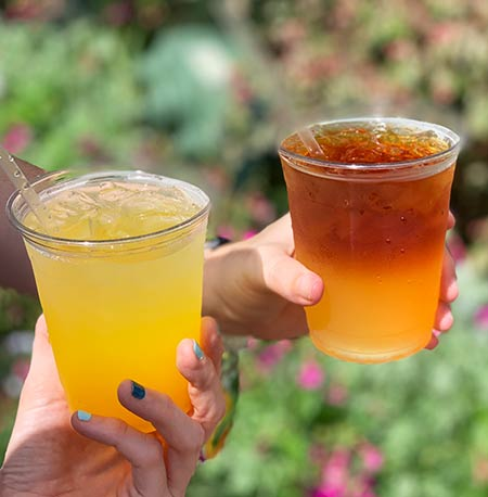 Kung Fu Punch and Pirates of the China Sea Lotus House: Drinking Around the World Flower & Garden Festival Edition | Mouse Memos Disney Blog