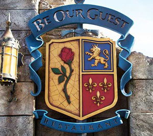 Food Review: Lunch at Be Our Guest Restaurant | Mouse Memos Disney Blog