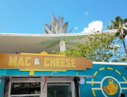 Mac & Cheese Food Truck Opens at Disney Springs | Mouse Memos Disney Blog