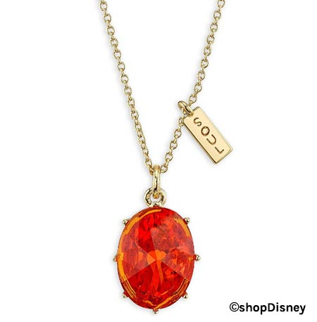 Avengers Infinity Soul Stone Necklace | Mouse Memos Disney Blog