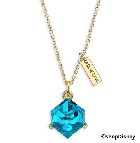 Avengers Infinity Space Stone Necklace | Mouse Memos Disney Blog