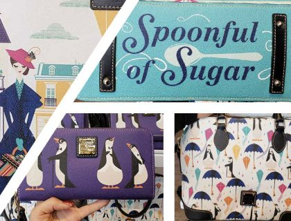 Mary Poppins Returns Dooney & Bourke Collection at the Disney Parks | Mouse Memos Disney Blog
