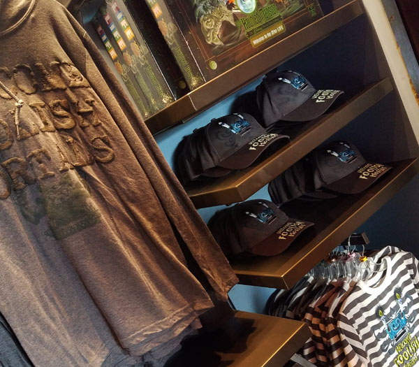 Haunted Mansion Clothing Memento Mori at Magic Kingdom | Mouse Memos Disney Blog