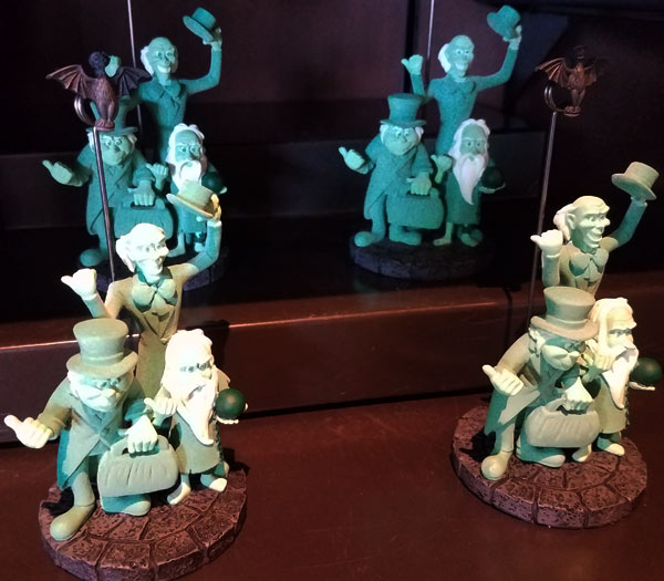 Haunted Mansion Photo Holder Memento Mori at Magic Kingdom | Mouse Memos Disney Blog
