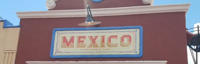 Mexico 2019 Menu Epcot International Food & Wine Festival | Mouse Memos Disney Blog