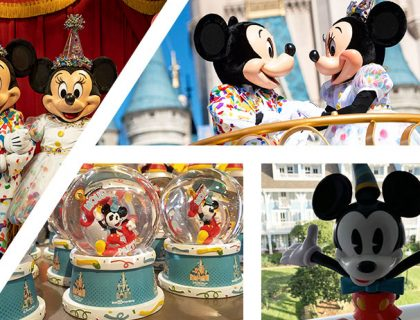 Mickey and Minnie's Surprise Celebration | Mouse Memos Disney Blog