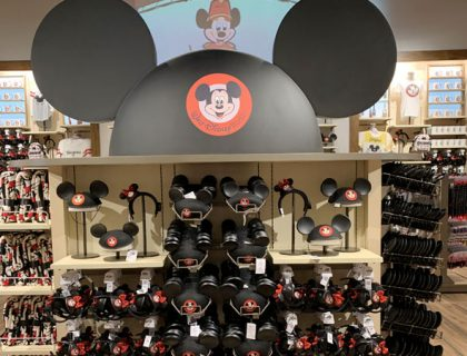 New Mickey Mouse Club Collection at World of Disney | Mouse Memos Disney Blog