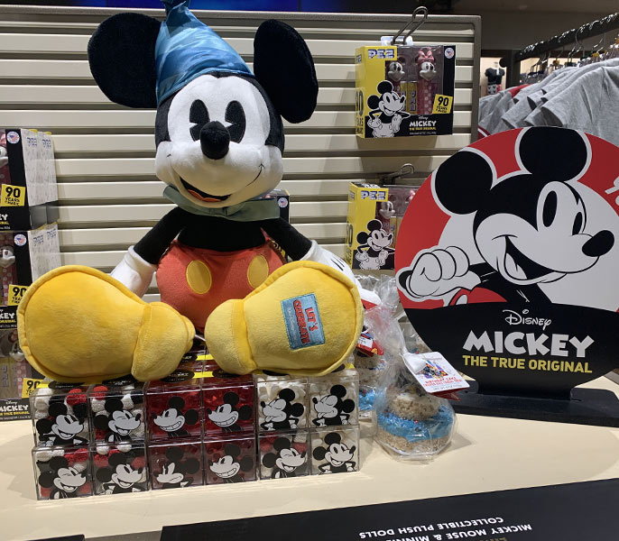 Mickey's 90th Birthday Stuffed Mickey and more | Mouse Memos Disney Blog