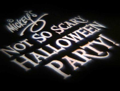 Mickey's Not So Scary Halloween Party Logo | Mouse Memos Disney Blog