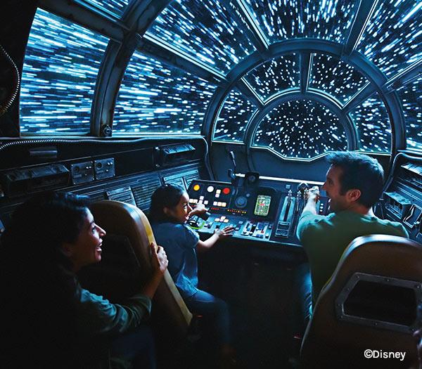 Millennium Falcon Smugglers Run | Mouse Memos Disney Blog