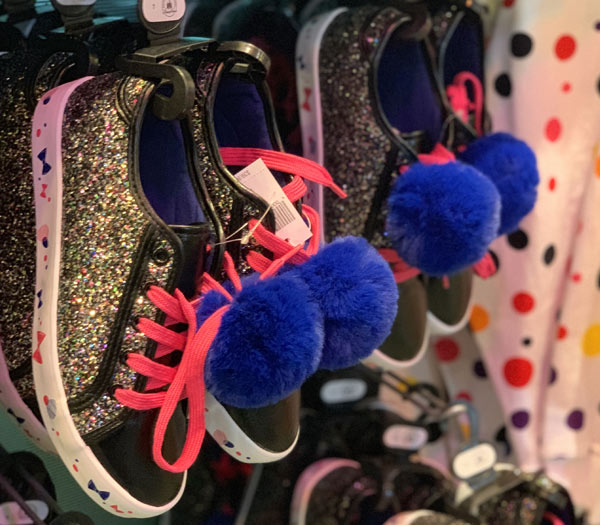 Minnie Mouse Rock the Dots Shoes | Mouse Memos Disney Blog