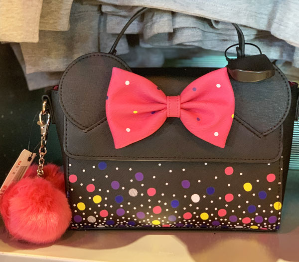 Minnie Mouse Rock the Dots Clutch Purse | Mouse Memos Disney Blog