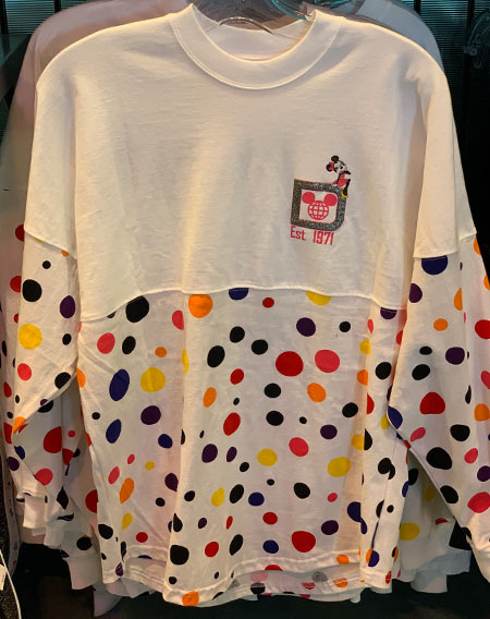 Minnie Mouse Rocks the Dots Spirit Jersey | Mouse Memos Disney Blog