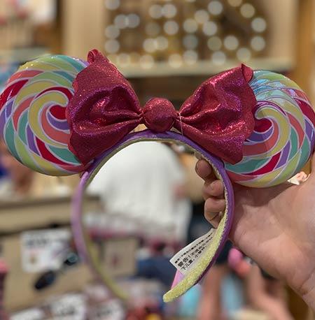 New Lollipop Disney Parks Mouse Ears | Mouse Memos Disney Blog