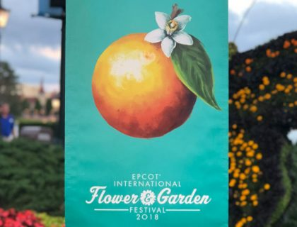 Guide to 2018 Epcot International Flower & Garden Festival | Mouse Memos Disney Blog