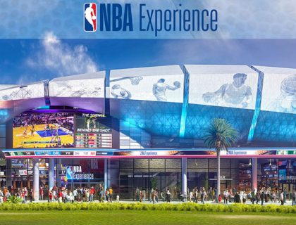 NBA Experience at Disney Springs Opening Day Announced | Mouse Memos Disney Blog
