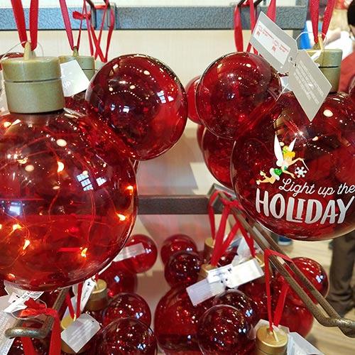 Merch Alert 2018 Disney Christmas Ornaments Arrive Mouse Memos