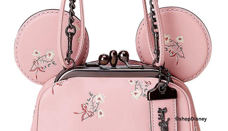 sale retailer 0d123 d7dbc New Disney x COACH Minnie Mouse Florals Collection | Mouse Memos
