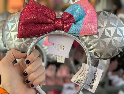 New Disney Mouse Ears Collection inspired by Epcot's World Showcase and the Bubblegum Wall | Mouse Memos Disney Blog