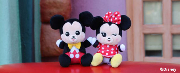 Disney Parks Wishables Mickey & Minnie Mouse   Mouse Memos Disney Blog