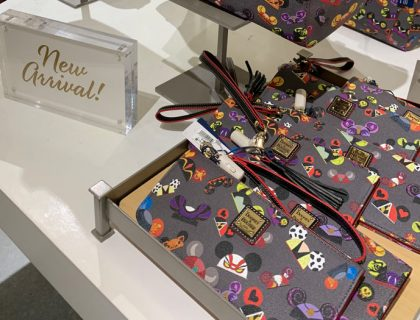 New Dooney & Bourke Disney Villain Ear Hat Bag Collection | Mouse Memos Disney Blog